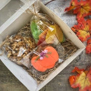 """Подарочный набор в коробке """"Осенний3"""""""