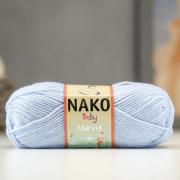 Пряжа Nako Baby Marvel 10556 (Турция)
