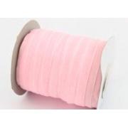 Лента бархатная 12 мм светло-розовый 067 (1 м)