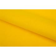 Ткань 50х50 см 100% хлопок бязь с65шв лимонная