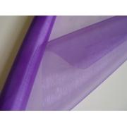 Органза 1х0.7м (фиолетовая)