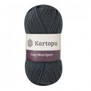 Пряжа Kartopu Cozy wool sport (100г.) K1480
