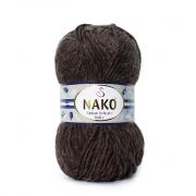 Пряжа Nako mohair delicate bulky 100г 23281