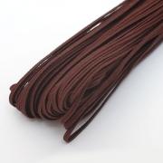 Сутаж 1.8 мм коричневый (5 м)