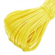 Шнур отделочный GC-020A 2мм желтый 015 (2м)