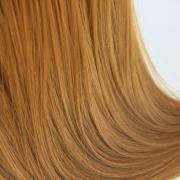 Волосы - тресс для кукол «Прямые» длина волос: 40 см, ширина: 50 см, №27В