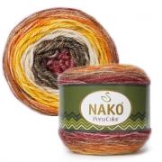 Пряжа Nako Peru color (100г.) 32188