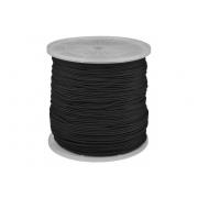 Шнур синтетический 0.5мм (2 метра) черный