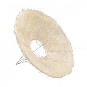 Каркас для букета (сизаль), натуральный, d=30см