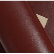 Кожа искусственная  22х30 см, шоколадный (1 лист)