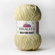 Пряжа плюшевая Himalaya dolphin baby (100г.) 80359