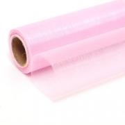 Органза 1х0.7м (светло-розовый)