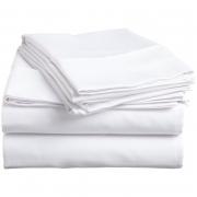 Ткань 50х50 см 100% хлопок бязь с65шв белая