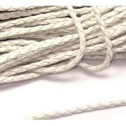 Шнур плетеный 4 мм (белый)