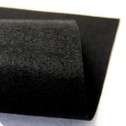 Фетр 20х30 см 2 мм Черный