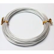 Проволока для плетения AW 1.5 мм №01 (10 метров)