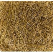 Сизалевое волокно (100гр), оливковое