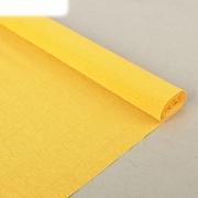 Гофрированная бумага 140г/м2 №976 0.5х2.5м Светло-оранжевая (Италия)