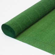 Гофрированная бумага №591 0.5х2.5м Травяная (Италия)
