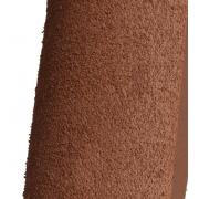 Фоамиран махровый 2мм 20х30см коричневый