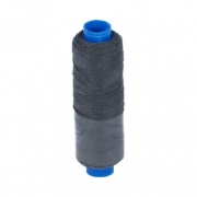 """Швейные нитки (полиэстер) 20/2 """"Gamma"""" Micron 200 я  183 м цвет №342 серый"""