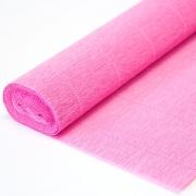 Гофрированная бумага №554 0.5х2.5м розовая