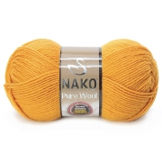 Пряжа Nako Pure wool (100г.) 10429