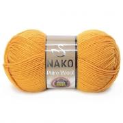 Пряжа Nako Pure wool (100г.) 10429
