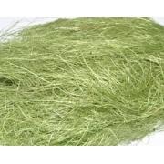 Сизалевое волокно (50гр), светло-зеленое
