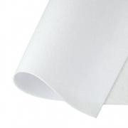 Фетр Корея FKS12-33/53 жесткий 33х53 см 1.2 мм белый