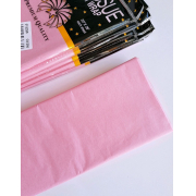 Тишью бумага 50х66см розовая (10 листов)