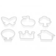 Набор форм для печенья МИКС