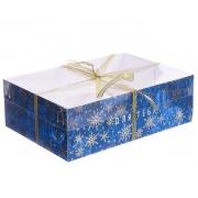 """Коробка для 6 капкейков """"Для тебя"""" 16х23х7.5см (1шт.)"""
