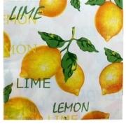 """Салфетки """"Лимон со стеблем"""" (3шт.)"""