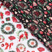 """Термоаппликация """"Звезда"""", с пайетками, 5.2х5.2см, цвет золотой"""