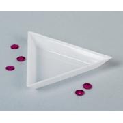 Органайзер для бисера пластик 7,3х6,5х1,2см (2 шт)