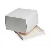 Коробка для торта 17х17х10 см