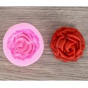 "Молд силиконовый 4.5х2см ""Роза"""