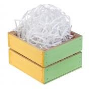 Наполнитель бумажный для подарков 50гр.белый
