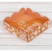 Коробка  «Хорошего настроения» 10.5х10.5х3см