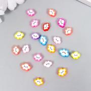 """Набор форм для печенья """"Сердце"""" 7.5х6см (3шт.)"""