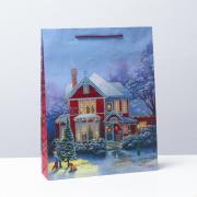 "Термоаппликация ""Банан"", с пайетками, 6.3х5см"
