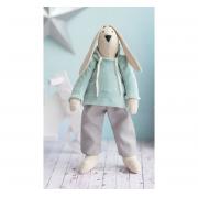Набор для шитья игрушки «Домашний зайка Банни», высота 25 см