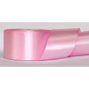 Лента атласная 50 мм 066 (2 метра) розовый