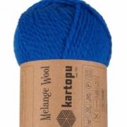 Пряжа Kartopu melange wool K627