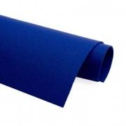 Фетр Корея FKS12-33/53 жесткий 33х53 см 1.2мм васильковый 855