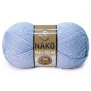 Пряжа Nako Pure wool (100г.) 271
