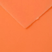Фоамиран зефирный 1мм 50х50см  морковный
