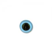 Глаза пластик CRP-10-5 10.5мм пришивные (пара) светло-голубые