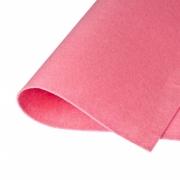 Фетр Корея FKS12-33/53 жесткий 33х53 см 1.2мм ярко-розовый 831